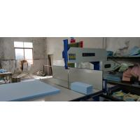 Electric Sofa Durable Foam Cutting Machine 680mm Cutting Height CE Approval Manufactures