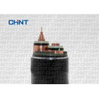 8.7/15kV Armoured Power Cable , PVC Power Cable Chemical Corrosion Resistant Manufactures