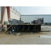 Quality Heavy Duty Building Steel Frame Pre - Fabrication Commercial Steel Buildings for sale