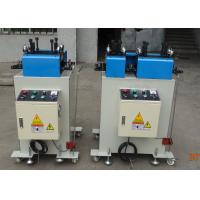2 Section Type Strip Straightening Machine for Continuous Coil / Separate Plate Metal Sheet Manufactures