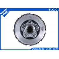 FCC Original 3 Wheeler Clutch , Tricycle Ourter Housing Assy 175cc To 300cc Manufactures
