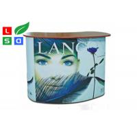 Quality Magnetic Block Trade Show Displays OEM OEM Accepted Portable Display Tables for sale