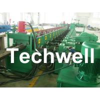 Forming Speed 10 - 12m/min W Beam Guardrail Forming Machine for Crash Barrier TW-W312 Manufactures
