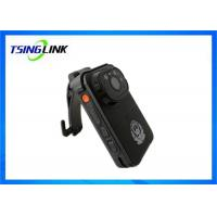 Waterproof Wireless 4G Body Worn Camera	With Large Battery GPS Laser Manufactures