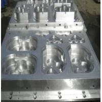 Pump Diversion Shell EPS Foam Mould With 0.005 - 0.01mm Machining Tolerance Manufactures