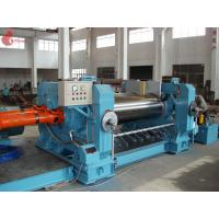 185KW Energy Saving Two Roll Mill Machine For Rubber , rolling mill machinery Manufactures