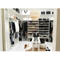 China Factory Walk In Closet Wardrobe MDF Material Bedroom Furniture Manufactures