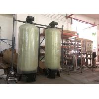 2000 Liter RO Water Treatment Plant / Reverse Osmosis System Remove Bacteria Manufactures