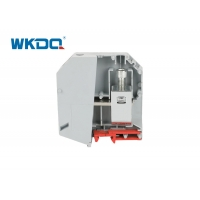 JUKH 150 Electrical Screw Terminal Block 2-300 AWG Conductor Size Widely Application Manufactures