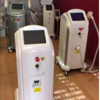 Stationary 808nm Diode Laser Hair Removal Machine 1-120J/Cm2 Manufactures