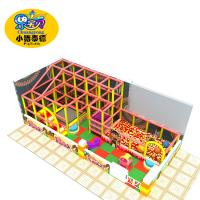Residential Kids Soft Indoor Playground Equipment Ocean Theme Anti - Static Manufactures