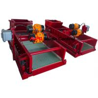 High quality Well drilling fluids solids control linear motion shale shakers for sale Manufactures