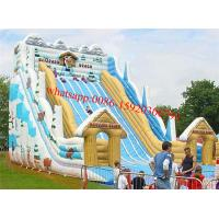 giant snow slide inflatable Manufactures