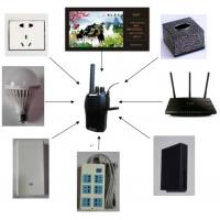 China Long Transmission Wall Listening Device Wireless Listening System Built In Microphone on sale