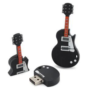 Black 16 Gig GuitarCustom USB Memory Stick USB 3.0 50 X 20 X 15 mm Manufactures