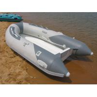 Lightweight Comfortable 2 Man Inflatable Yacht Tenders For Water Games Manufactures