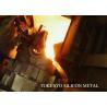 Inoculant Alloy Rare Earth Metals Ferro Silicon 10 - 100mm 1.12eV Manufactures