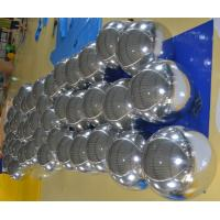 Fireproof 3m Inflatable Mirror Ball , Big Party Inflatable Marketing Products Manufactures