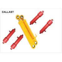 Double Acting Custom Hydraulic Oil Cylinder for Agricultural Trucks Manufactures