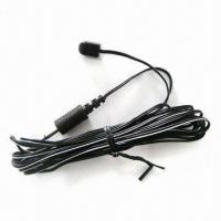 IR Blaster with 3.5mm Mono Jack Plug, Suitable for DVR, PVR, and Video Recorder Manufactures