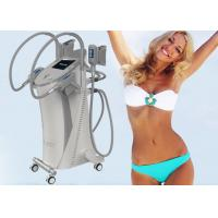 4 Handles Cellulite Reduction Machine For Home / Salon Vertical Type Manufactures