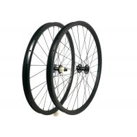 35MM*25MM 26ER Carbon MTB Wheels Hookless Toray 700 Matte / Glossy Finishing Manufactures