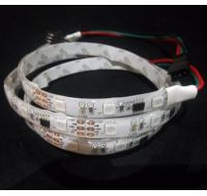 WS2811 IC built-in LED Digital flexible led strip light 60leds/m Manufactures