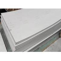 Quality 2B / BA / No.4 Finish Stainless Steel Sheets , 0.3 - 6mm Bright Annealed for sale