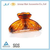 Fashion plastic hair claws wholesale Manufactures