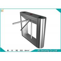Heavy Duty Multiple Used Waist Height Turnstiles Automatic Tripod Turnstile Manufactures