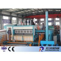High Efficiency Paper Pulp Egg Tray Molding Machine For 6 / 12 / 18 / 20 / 30 eggs Manufactures