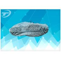 Quality Non Skid Disposable Shoe Covers SPP Fabric With Anti - Slip Sole , Ce Certified for sale