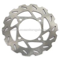 Four Wheel Quad Bike Parts Front Disc Brake Rotor 190mm Outside Diameter Manufactures