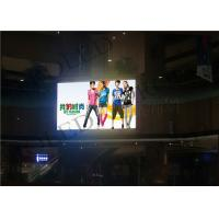 SMD 2525 Full Color Outdoor Advertising LED Display / Billboard 250 * 250 Mm Module Size Manufactures