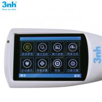 Quality Smart single angle glossmeter 3nh NHG60 1000gu touch screen gloss meter compare for sale