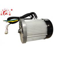 Powerful Electric Vehicle Motor 2KW 60V For Three Wheel Motorcycle / Rickshaw Manufactures