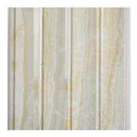 Marble Design Waterproof Wood Paneling For Bathrooms Four Wave Three Groove Manufactures