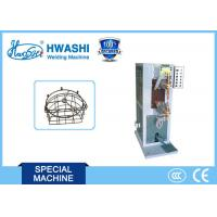 Fully Automatic Foot Operated Spot Welder , Foot Pedal Spot Welding Machine Manufactures