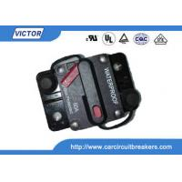 50A 100A 150A 200A 42VDC Manual Reset Circuit Breaker With ISO9001 Certificate Manufactures