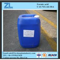 FormicAcid85% tanning and dyestuff Chemical,CAS NO.:64-18-6 Manufactures