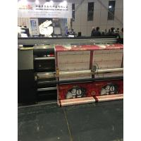Dual CMYK Continous Ink Supply Dye Sublimation Printing Machine For Textile Flags Manufactures