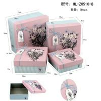 Buy cheap Lovely Craft Jewelry Packaging Paper Box , Decorative Cardboard Gift Boxes With Lids from wholesalers
