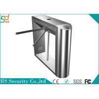 Bi - Directional Semi Automatic 3 Arm Turnstile Tripod with RFID Reader Manufactures
