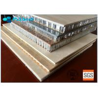 Light Weight High Strength Long Duration Stone Honeycomb Panel For Wall Decoration Manufactures