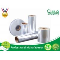High Puncture BOPP Bundling Stretch Film Wrap For Packaging 5-100m Length Manufactures