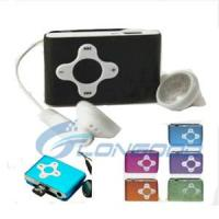 TF card MP3 Player Mini Clip Manufactures