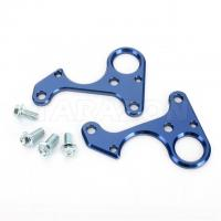 Quality Universal CNC Aluminum Motorcycle Spare Parts Racing Hooks For Honda CBR1000RR for sale