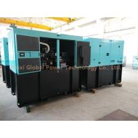 Canopy 150 KVA Perkins Super Silent Diesel Generator Set Low Fuel Level Alarm Remote Control Manufactures