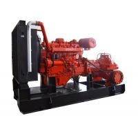 Oem Fire - Fighting Portable Diesel Water Pump Centrifugal Gear Pump Structure
