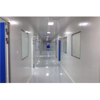 China 10K Clean Room Medical Assembly Line , Semi Finished Medical Device Assembly on sale